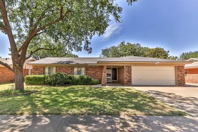 2611 74th Place, Lubbock, TX 79423 (MLS #202006433) :: McDougal Realtors