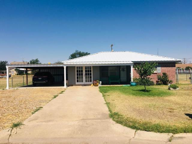 203 Caldwell Avenue, Kress, TX 79052 (MLS #202006443) :: The Lindsey Bartley Team