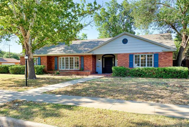 3301 42nd Street, Lubbock, TX 79413 (MLS #202006445) :: Better Homes and Gardens Real Estate Blu Realty