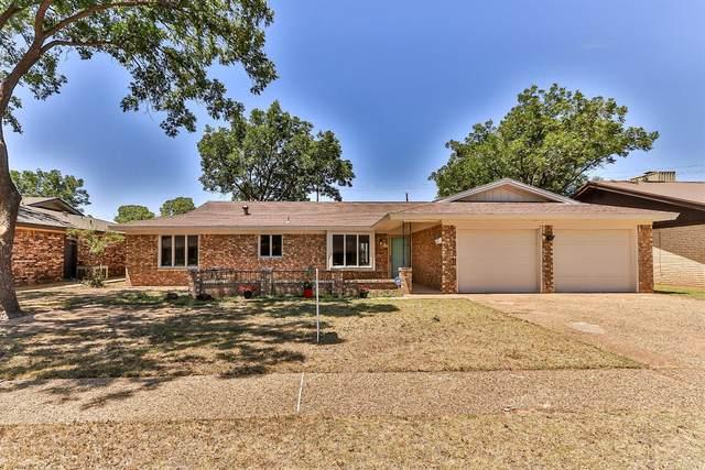 7704 Lynnhaven Avenue, Lubbock, TX 79423 (MLS #202006467) :: McDougal Realtors