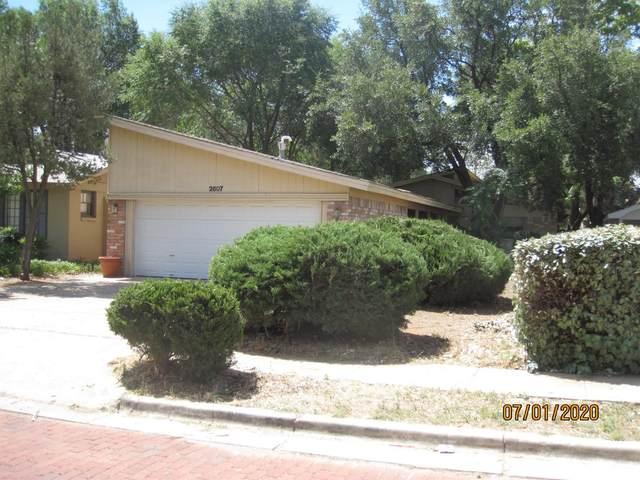 2607 20th Street, Lubbock, TX 79410 (MLS #202006482) :: Duncan Realty Group