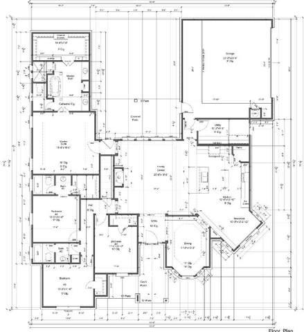 13609 Gardner, Lubbock, TX 79424 (MLS #202006531) :: McDougal Realtors