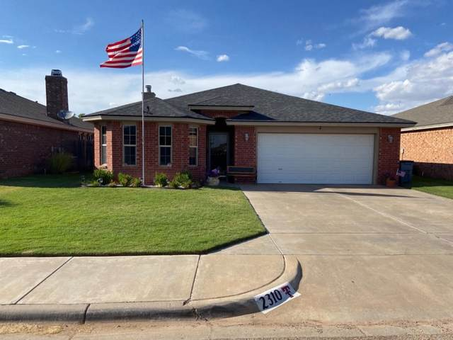 2310 E 100th Street, Lubbock, TX 79423 (MLS #202006554) :: The Lindsey Bartley Team