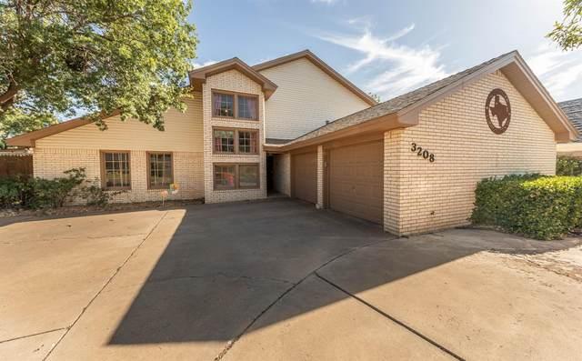 3208 79th Street, Lubbock, TX 79423 (MLS #202006560) :: McDougal Realtors