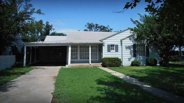 2412 30th Street, Lubbock, TX 79411 (MLS #202006575) :: McDougal Realtors