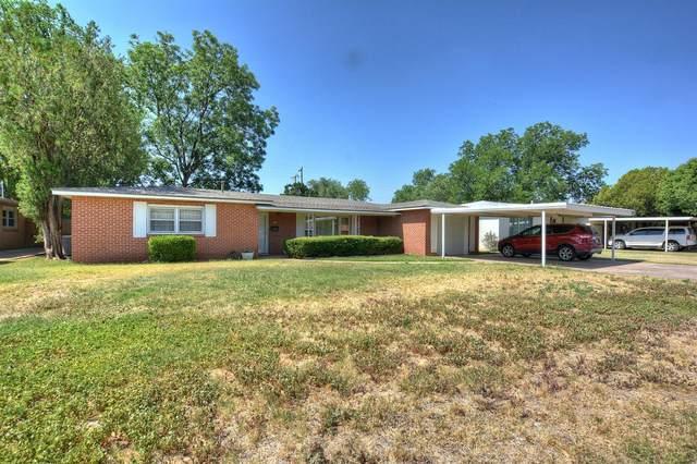 4007 46th Street, Lubbock, TX 79413 (MLS #202006589) :: McDougal Realtors