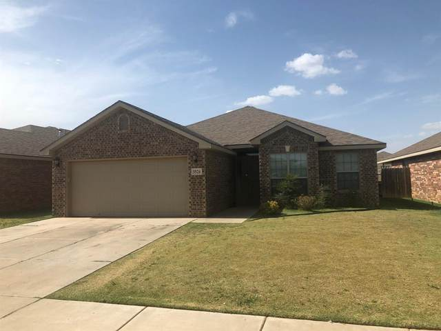 5524 110th Street, Lubbock, TX 79424 (MLS #202006598) :: McDougal Realtors