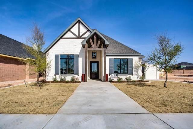 11905 Winston Avenue, Lubbock, TX 79423 (MLS #202006610) :: Lyons Realty