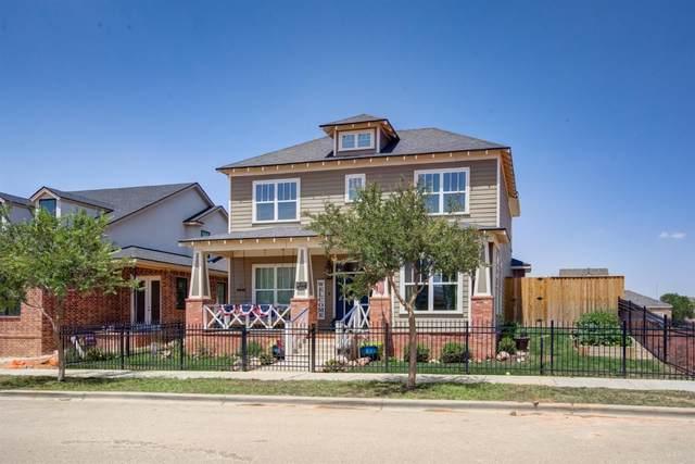 12107 Topeka Avenue, Lubbock, TX 79424 (MLS #202006623) :: The Lindsey Bartley Team
