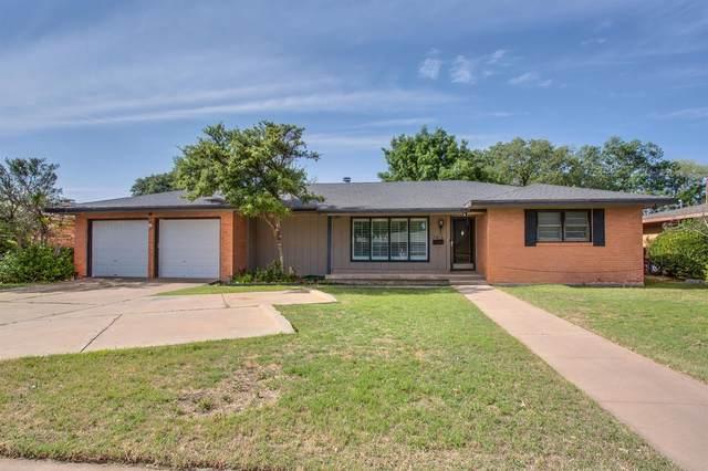 3412 45th Street, Lubbock, TX 79413 (MLS #202006646) :: McDougal Realtors