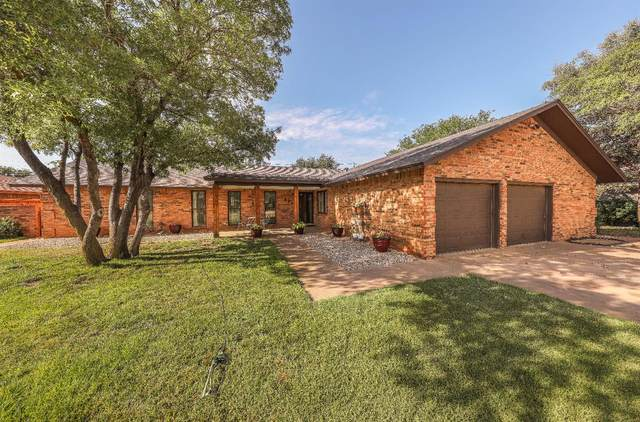 821 7th Street, Wolfforth, TX 79382 (MLS #202006700) :: Duncan Realty Group