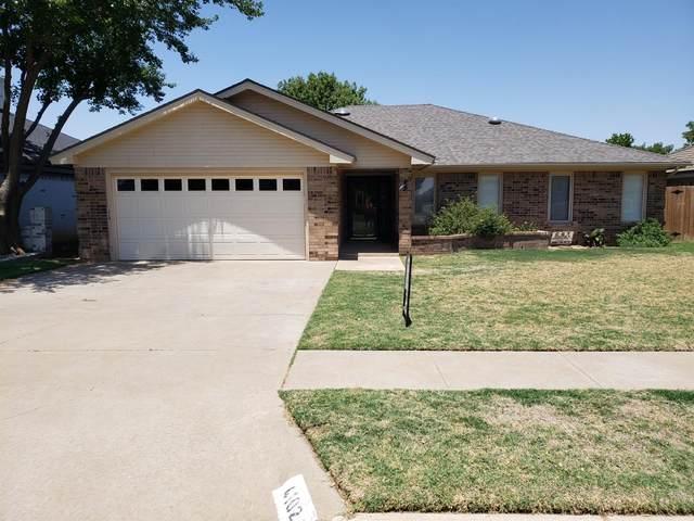 4102 97th Street, Lubbock, TX 79423 (MLS #202006710) :: Lyons Realty