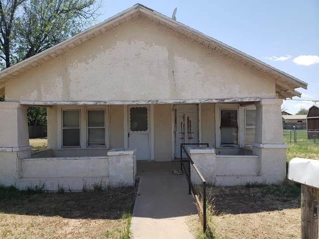625 S 7th Street, Slaton, TX 79364 (MLS #202006727) :: Reside in Lubbock | Keller Williams Realty