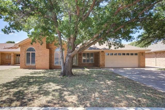 5815 75th Street, Lubbock, TX 79424 (MLS #202006736) :: McDougal Realtors