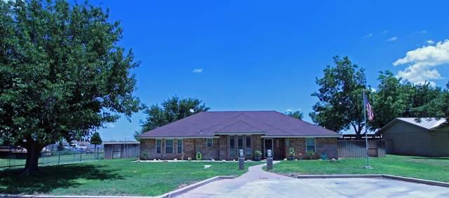 1214 Ne 901, Andrews, TX 79714 (MLS #202006753) :: McDougal Realtors
