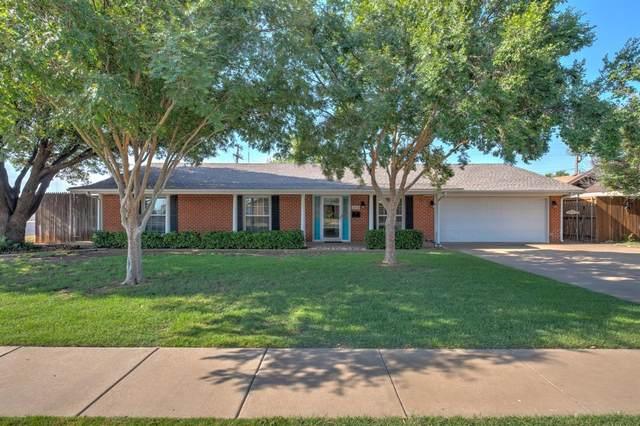 2501 69th Street, Lubbock, TX 79413 (MLS #202006796) :: Lyons Realty