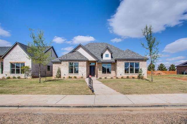 607 Calvin Drive, Wolfforth, TX 79382 (MLS #202006801) :: Lyons Realty