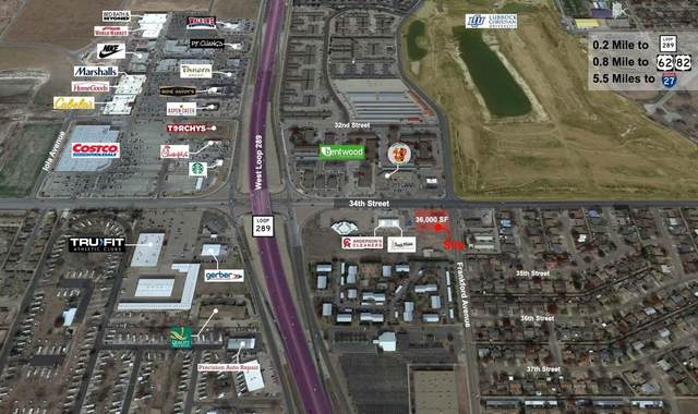 5801 34th Street, Lubbock, TX 79407 (MLS #202006803) :: McDougal Realtors