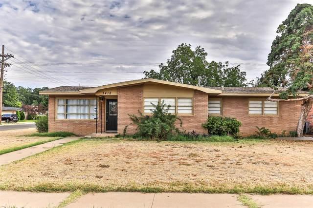 3418 46th Street, Lubbock, TX 79413 (MLS #202006810) :: McDougal Realtors