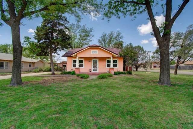 155 N 6th Street, Slaton, TX 79364 (MLS #202006842) :: Stacey Rogers Real Estate Group at Keller Williams Realty