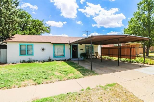 726 E 15th Street, Littlefield, TX 79339 (MLS #202006844) :: Reside in Lubbock | Keller Williams Realty