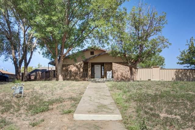 2808 Clemson Drive, Lubbock, TX 79403 (MLS #202006876) :: The Lindsey Bartley Team
