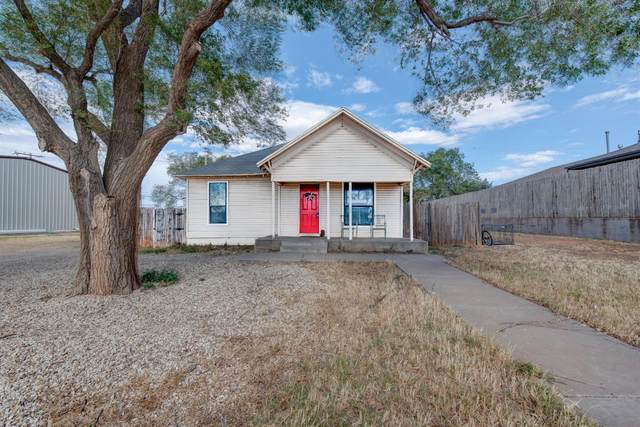 104 E 5th Street, Wolfforth, TX 79382 (MLS #202006882) :: Stacey Rogers Real Estate Group at Keller Williams Realty