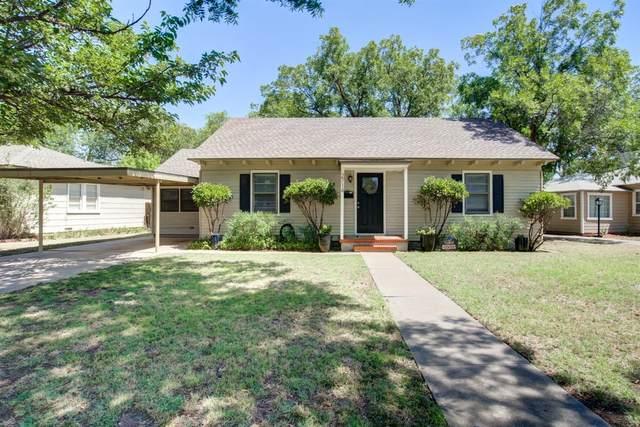 2714 29th Street, Lubbock, TX 79410 (MLS #202006890) :: McDougal Realtors