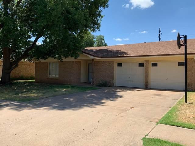 4807 72nd Street, Lubbock, TX 79424 (MLS #202006913) :: The Lindsey Bartley Team