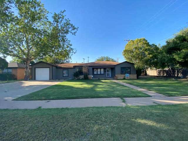 5508 43rd Street, Lubbock, TX 79414 (MLS #202006921) :: Duncan Realty Group