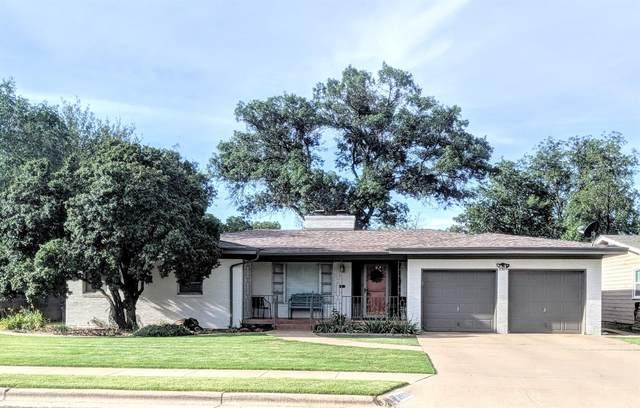 3505 40th Street, Lubbock, TX 79413 (MLS #202006943) :: Lyons Realty