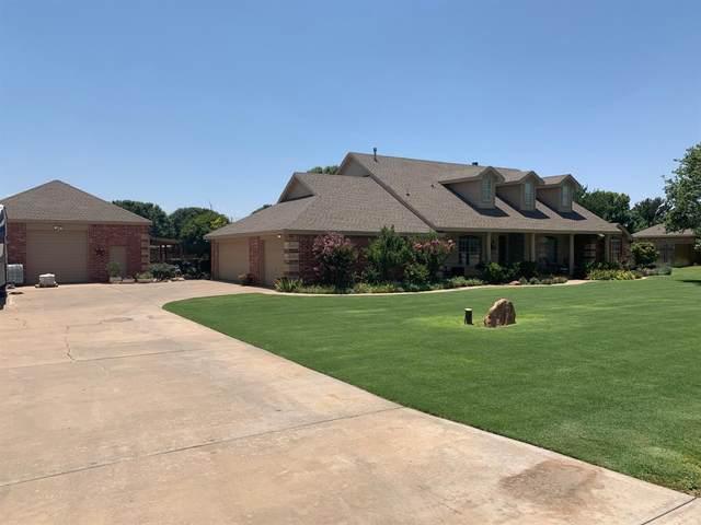 6711 Santa Fe Drive, Lubbock, TX 79407 (MLS #202006964) :: Stacey Rogers Real Estate Group at Keller Williams Realty