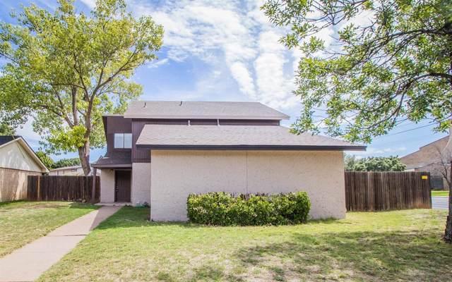 8115 Utica Avenue, Lubbock, TX 79424 (MLS #202006967) :: Stacey Rogers Real Estate Group at Keller Williams Realty
