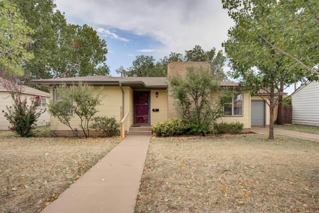 3517 25th Street, Lubbock, TX 79410 (MLS #202006989) :: Lyons Realty