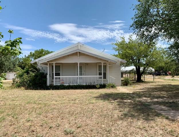 421 W Aspen, Crosbyton, TX 79322 (MLS #202006998) :: Lyons Realty