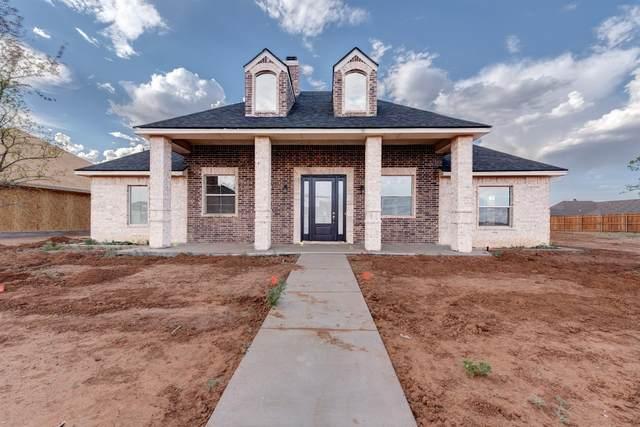 6964 103rd Street, Lubbock, TX 79424 (MLS #202007006) :: McDougal Realtors