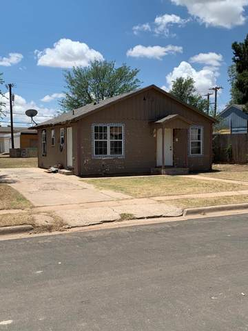 407 43rd Street, Lubbock, TX 79404 (MLS #202007047) :: Better Homes and Gardens Real Estate Blu Realty