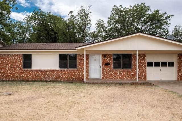 5533 17th Street, Lubbock, TX 79416 (MLS #202007050) :: Lyons Realty