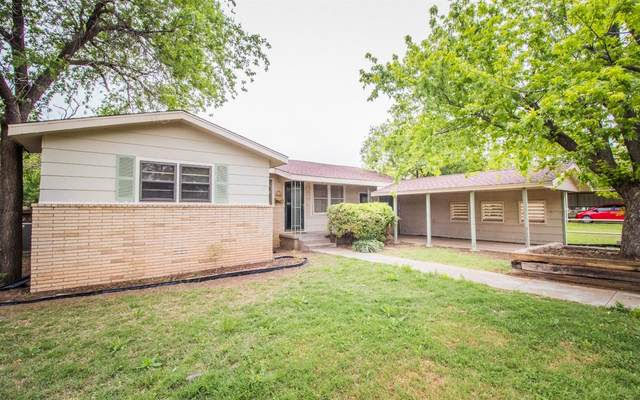 805 W 4th, Post, TX 79356 (MLS #202007071) :: The Lindsey Bartley Team