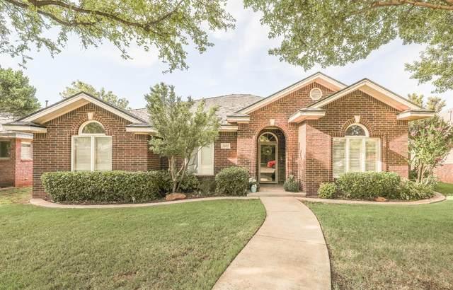 3605 105th Street, Lubbock, TX 79423 (MLS #202007104) :: McDougal Realtors
