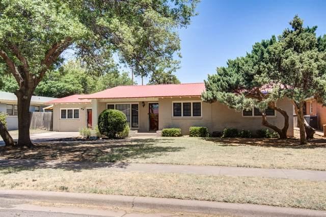 3508 45th Street, Lubbock, TX 79413 (MLS #202007128) :: McDougal Realtors