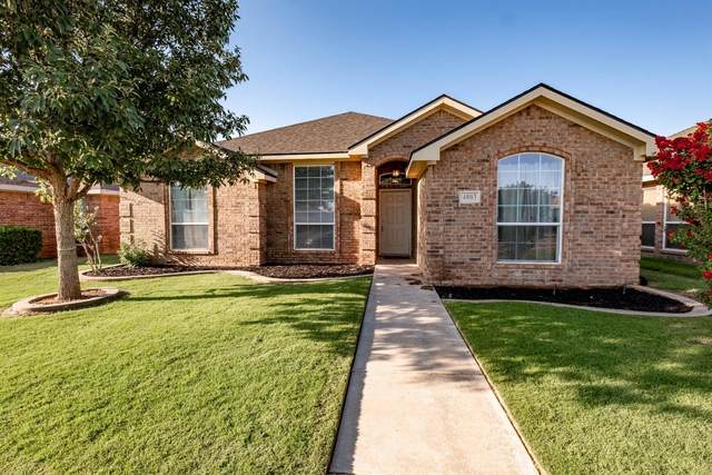 4803 Grinnell Street, Lubbock, TX 79416 (MLS #202007138) :: Better Homes and Gardens Real Estate Blu Realty