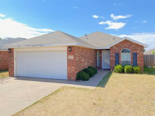 6537 92nd Street, Lubbock, TX 79424 (MLS #202007139) :: Lyons Realty