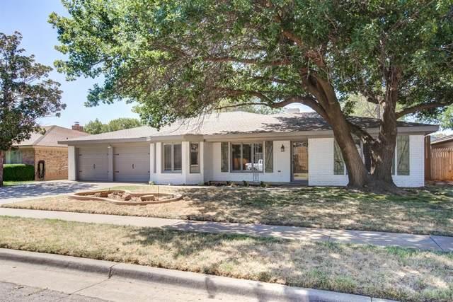 5505 68th Street, Lubbock, TX 79424 (MLS #202007148) :: The Lindsey Bartley Team