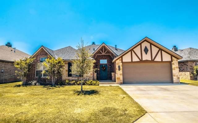 3009 N 113th Street, Lubbock, TX 79423 (MLS #202007154) :: McDougal Realtors