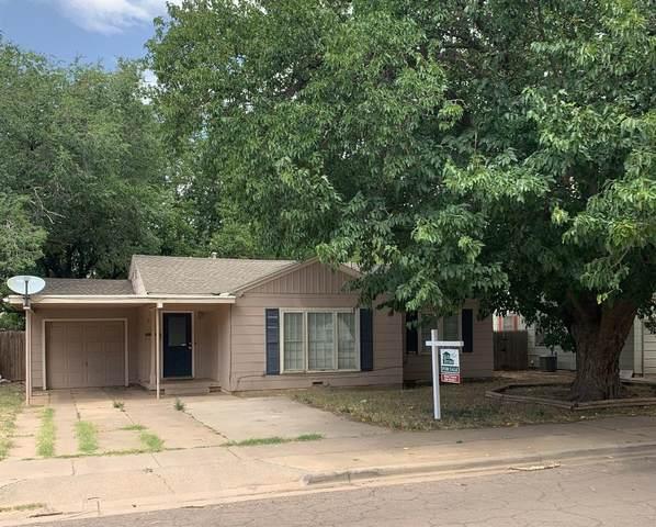 3110 30th Street, Lubbock, TX 79410 (MLS #202007197) :: Lyons Realty