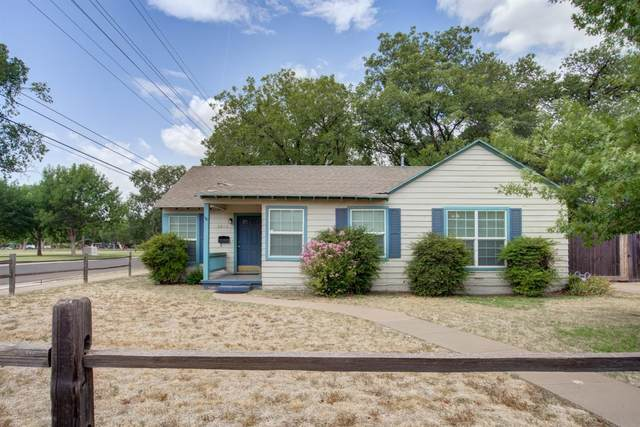 2816 28th Street, Lubbock, TX 79410 (MLS #202007216) :: McDougal Realtors