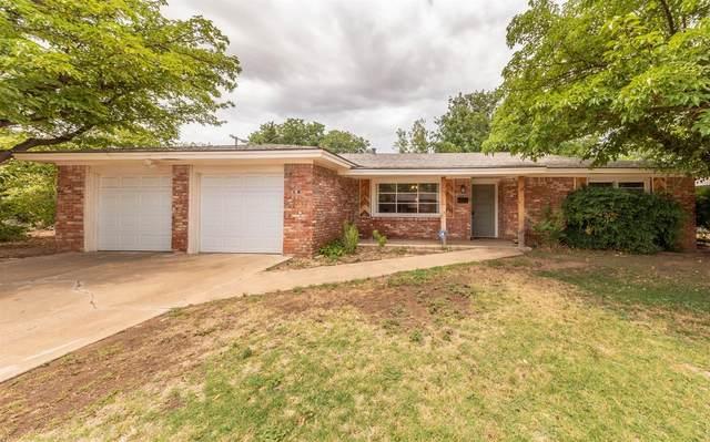 4712 29th Street, Lubbock, TX 79410 (MLS #202007234) :: McDougal Realtors