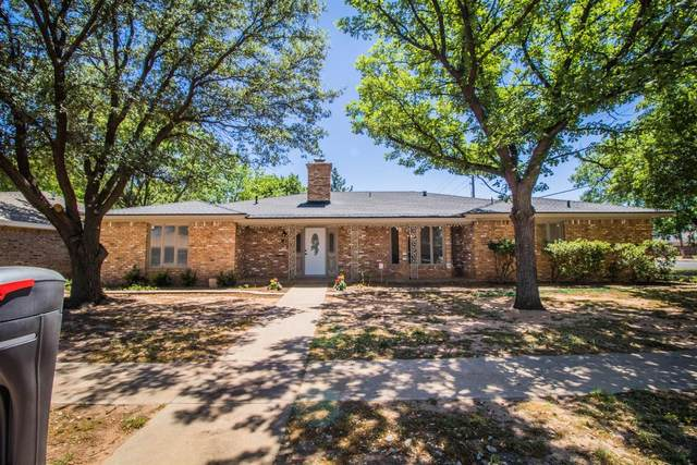 5729 71st Street, Lubbock, TX 79424 (MLS #202007238) :: McDougal Realtors