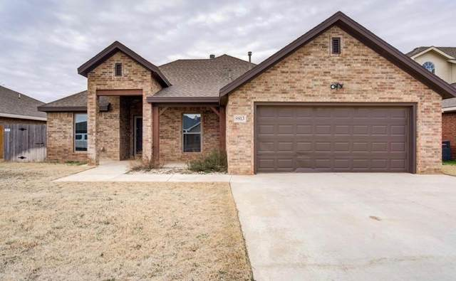 8813 14th Street, Lubbock, TX 79416 (MLS #202007257) :: Better Homes and Gardens Real Estate Blu Realty